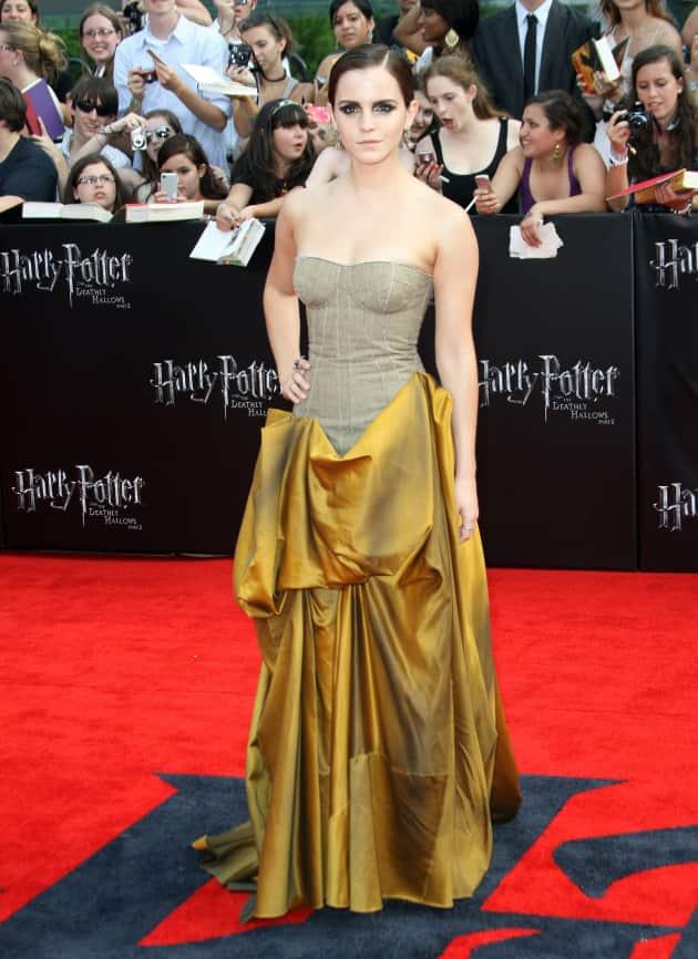Emma Watson in NYC