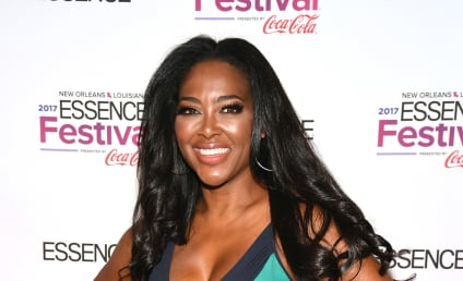Kenya Moore: I Had That Meltdown to Save My Job!