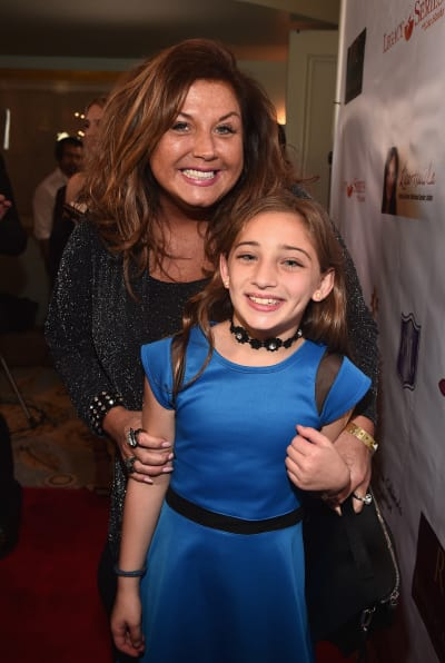 Abby Lee Miller and Lexy Rodriguez