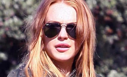 Lindsay Lohan is Blonde, Angry