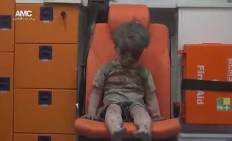 Omran Daqneesh: Photo of Aleppo Boy Stuns World