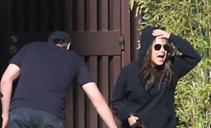 Mila Kunis: Paparazzi Meltdown Caught on Camera!