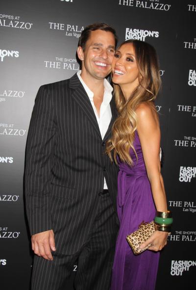 Giuliana and Bill Rancic