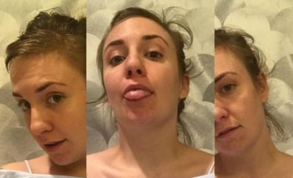 "Lena Dunham Apologizes for ""Distasteful"" Abortion Joke"