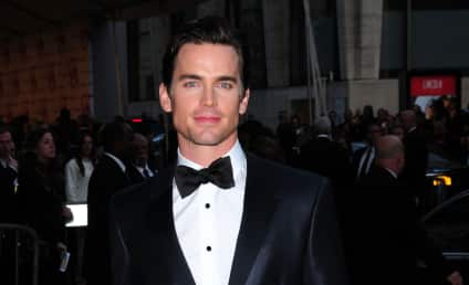 "Bret Easton Ellis Calls Openly Gay Matt Bomer ""Ludicrous"" Pick For Fifty Shades of Grey"