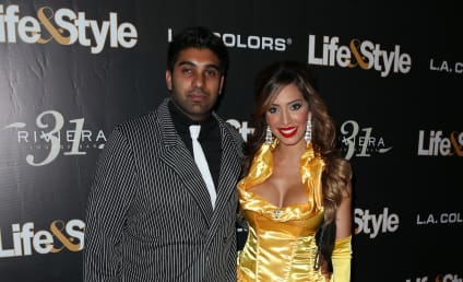 Farrah Abraham & Simon Saran: Are They Pregnant?