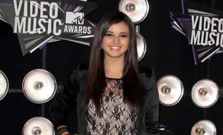 Rebecca Black VMA Outfit