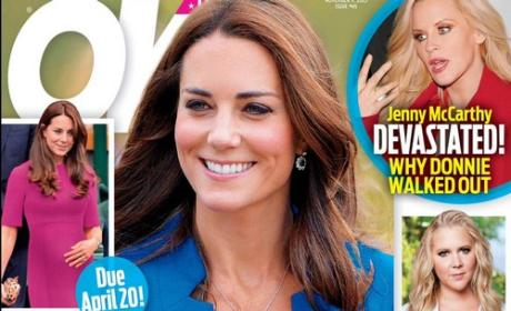 Kate Middleton: Pregnant With TWINS!!!