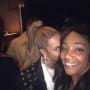 Beyonce and Tiffany Haddish