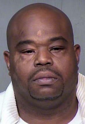 Jermaine Hopkins Mug Shot