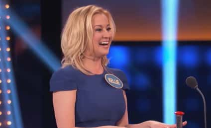 Kellie Pickler was REALLY Excited to Play Family Feud
