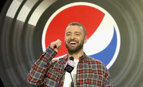Justin Timberlake Press Conference