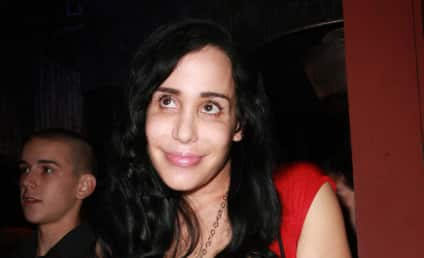 Octomom Checks Into Rehab