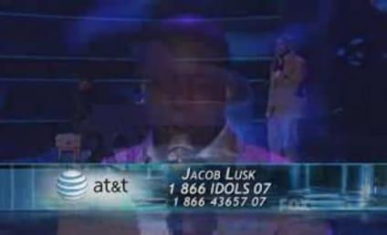 Jacob Lusk: Lackluster on American Idol?