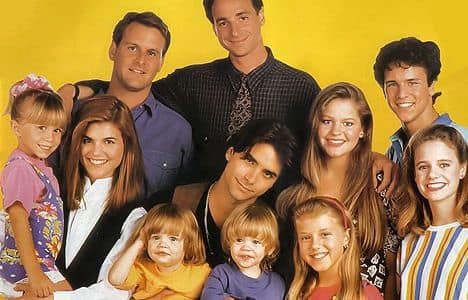 Full House Cast Pic - The Hollywood Gossip