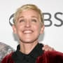 Ellen DeGeneres is Happy