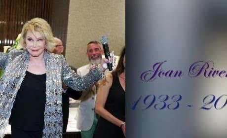 Joan Rivers Career Highlights