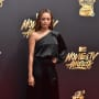 Kat Graham at 2017 MTV Awards