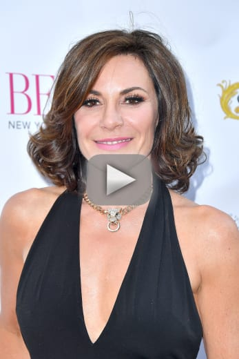 Luann de lesseps i cant wait for you all to see me get arrested