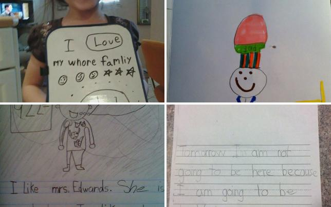 21 awesome spelling mistakes she loves her what