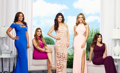 The Real Housewives of N.J. Cast