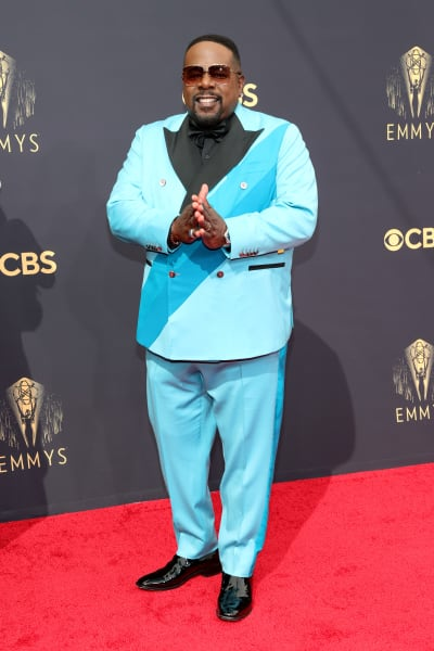 Cedric the Entertainer Hosts Emmy Awards