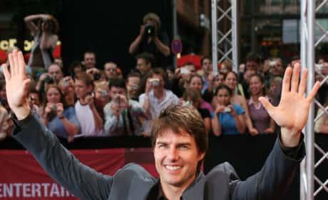Tom Cruise Winning