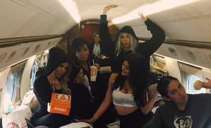 Khloe Kardashian on Fried Chicken Eating: It's Not Racist!