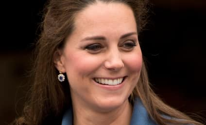 Kate Middleton, Prince William Welcome Royal Baby GIRL!