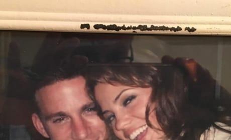 Channing Tatum and Jenna Dewan Tatum Photo
