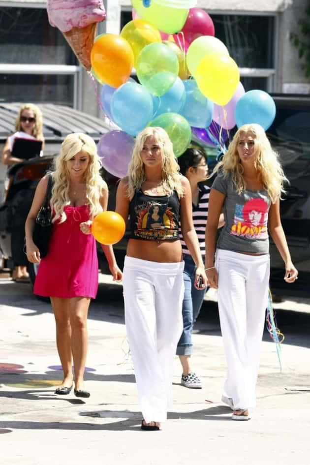 Crystal Harris, Shannon Twins
