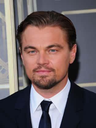 Leonardo Dicaprio at Great Gatsby Premiere