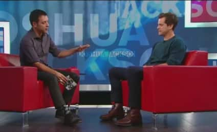 Joshua Jackson Talks Katie Holmes Phone Call, Reunion with Father