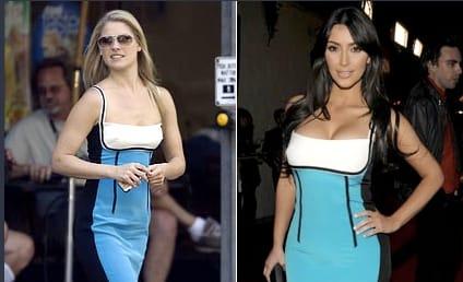 Fashion Face-Off: Ali Larter vs. Kim Kardashian