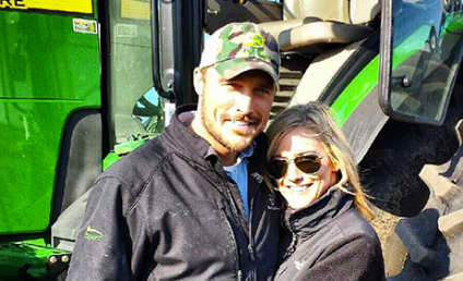 Whitney Bischoff and Chris Soules: Ready to Start Plowing (on the Farm)!
