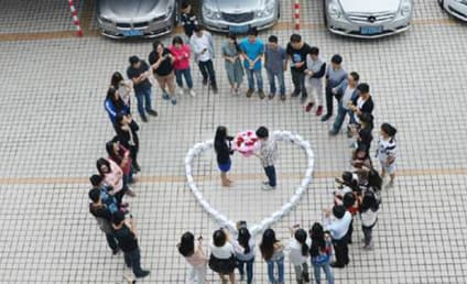 Guy Buys 99 iPhones For Elaborate Marriage Proposal, Girl Says No