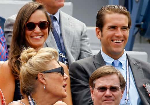 Spencer Vegosen and Pippa Middleton