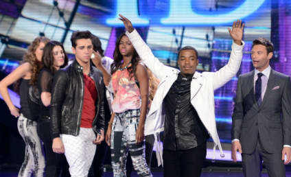 Burnell Taylor Reacts to American Idol Elimination: I Want Grammys!