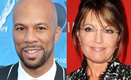 Sarah Palin Rips Michelle Obama, Common
