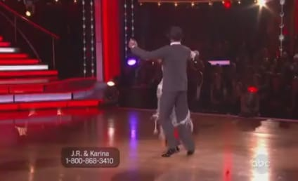J.R. Martinez: Still DWTS' Man to Beat
