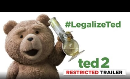 Mark Wahlberg Marvels at Tom Brady's Dong in New Ted 2 Red Band Trailer