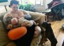 Tess Holliday Shares Sweet New Breastfeeding Photo, Reveals Struggles of Motherhood