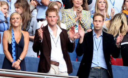 """Chelsy Davy Claims Dating Prince Harry Was """"Scary,"""" Is Obviously Insane"""