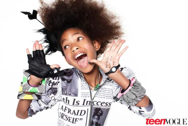 Fun with Teen Vogue