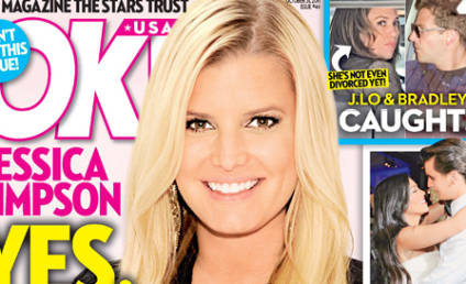 Jessica Simpson Pregnancy: Maybe Sort of Confirmed!