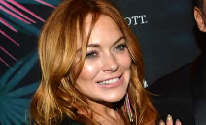 Lindsay Lohan Nude For Playboy? Surprisingly Not!