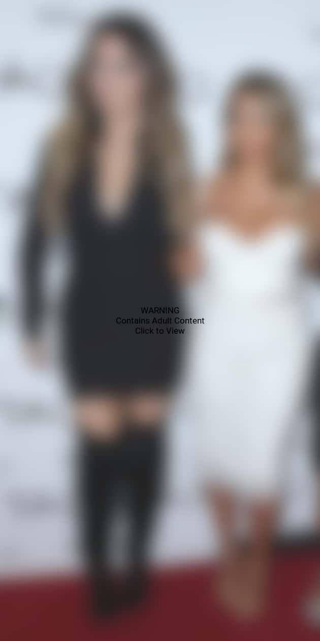 Two Kardashians