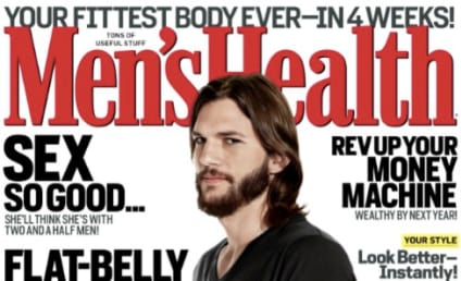 Ashton Kutcher in Men's Health: I Won't Change!