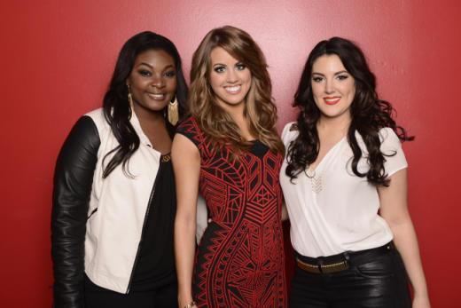 Amber, Kree and Angie
