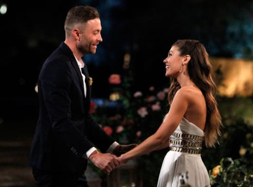 The Bachelorette s Britt Nilsson and Brady Are Dating
